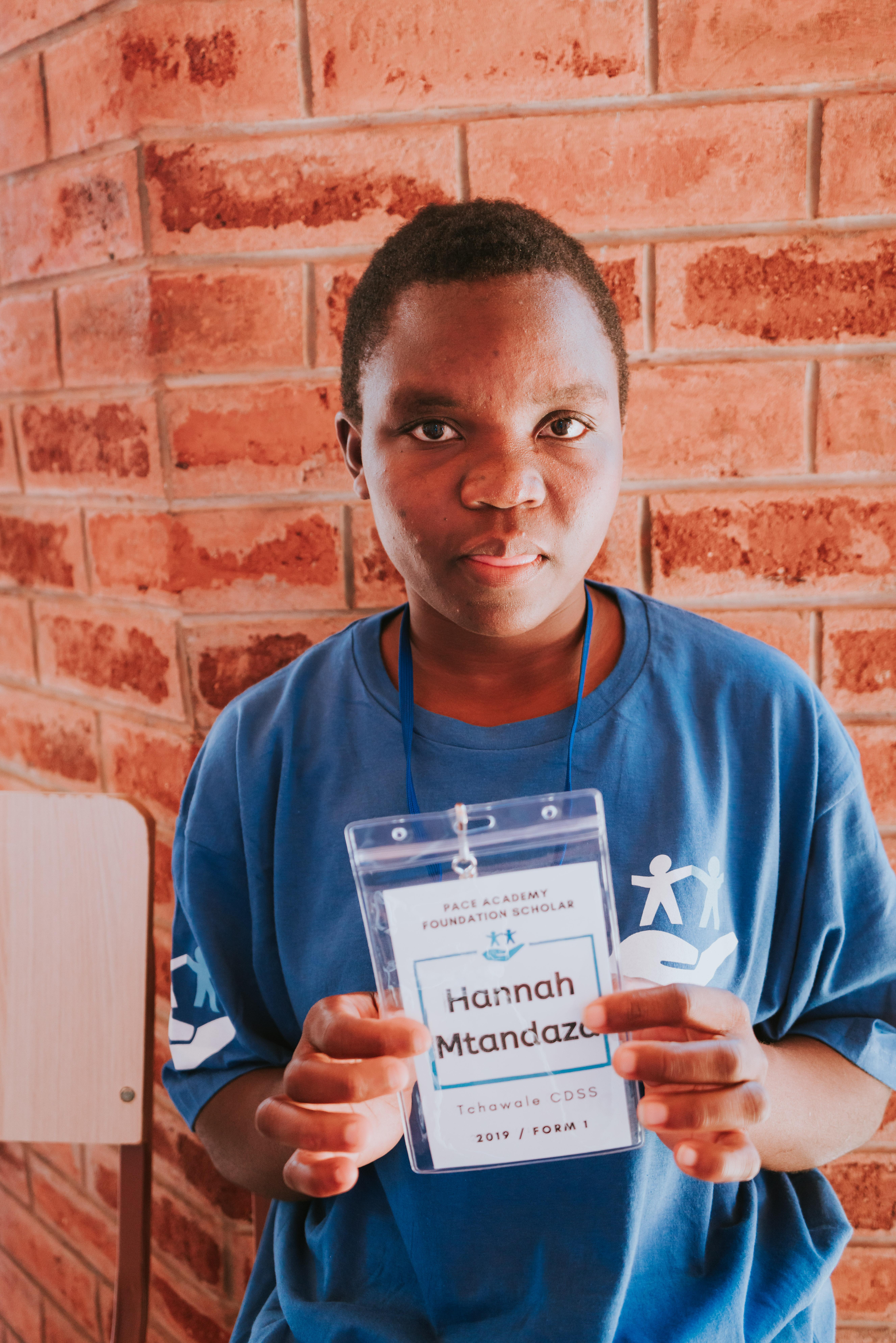 Hannah Mtandaza (Tchawale CDSS)