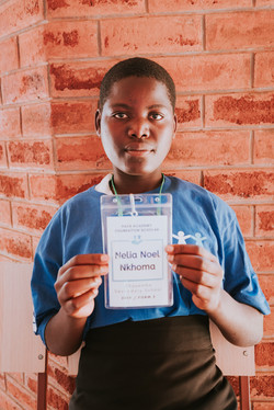 Nelia Noel Nkhoma (Chayamba Secondary Sc