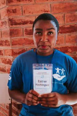 Esther Kachingwe (Ntchisi Secondary Scho
