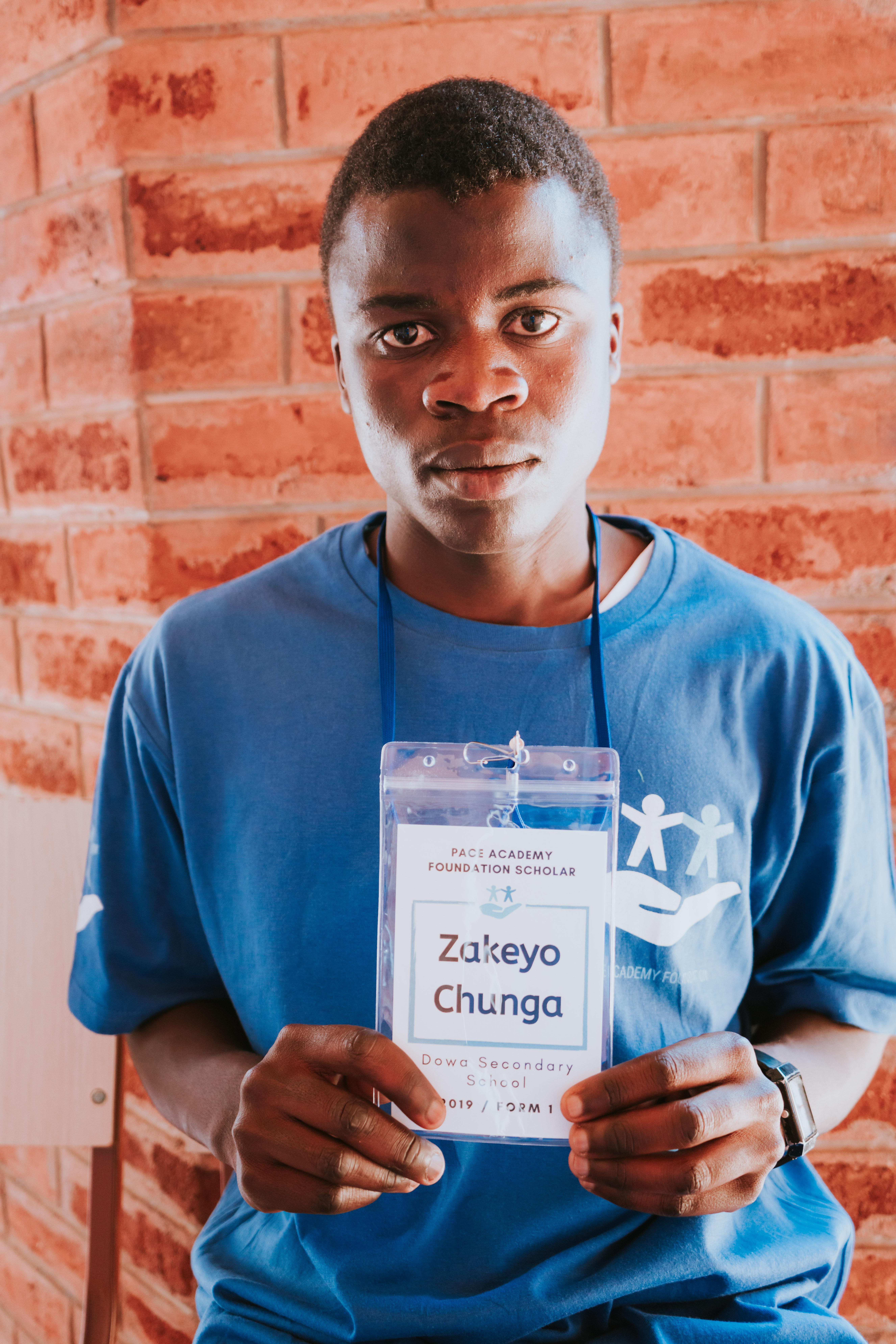 Zakeyo Chunga (Dowa Secondary School)