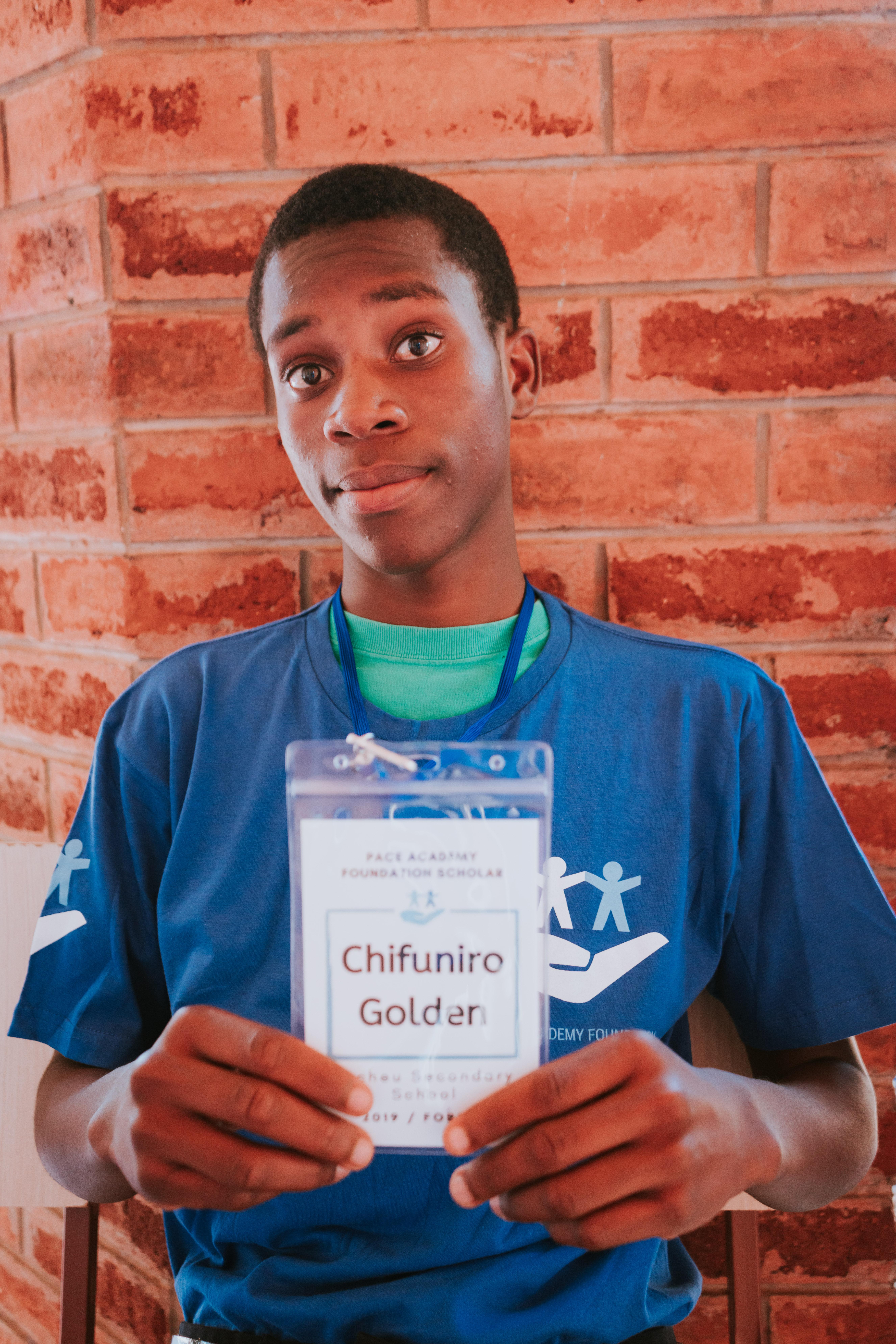 Chifuniro Golden (Ntcheu Secondary Schoo