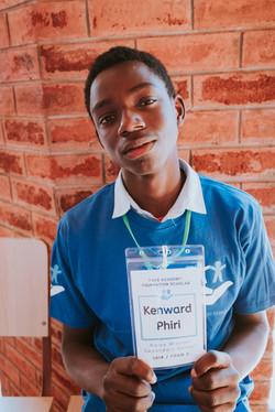 Kenward Phiri (Mziza Mission Secondary S