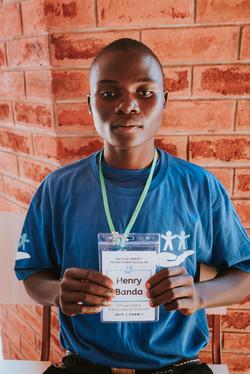 Henry Banda (Chayamba Secondary School)