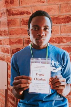 Frank Charles (Robert Blake Secondary Sc
