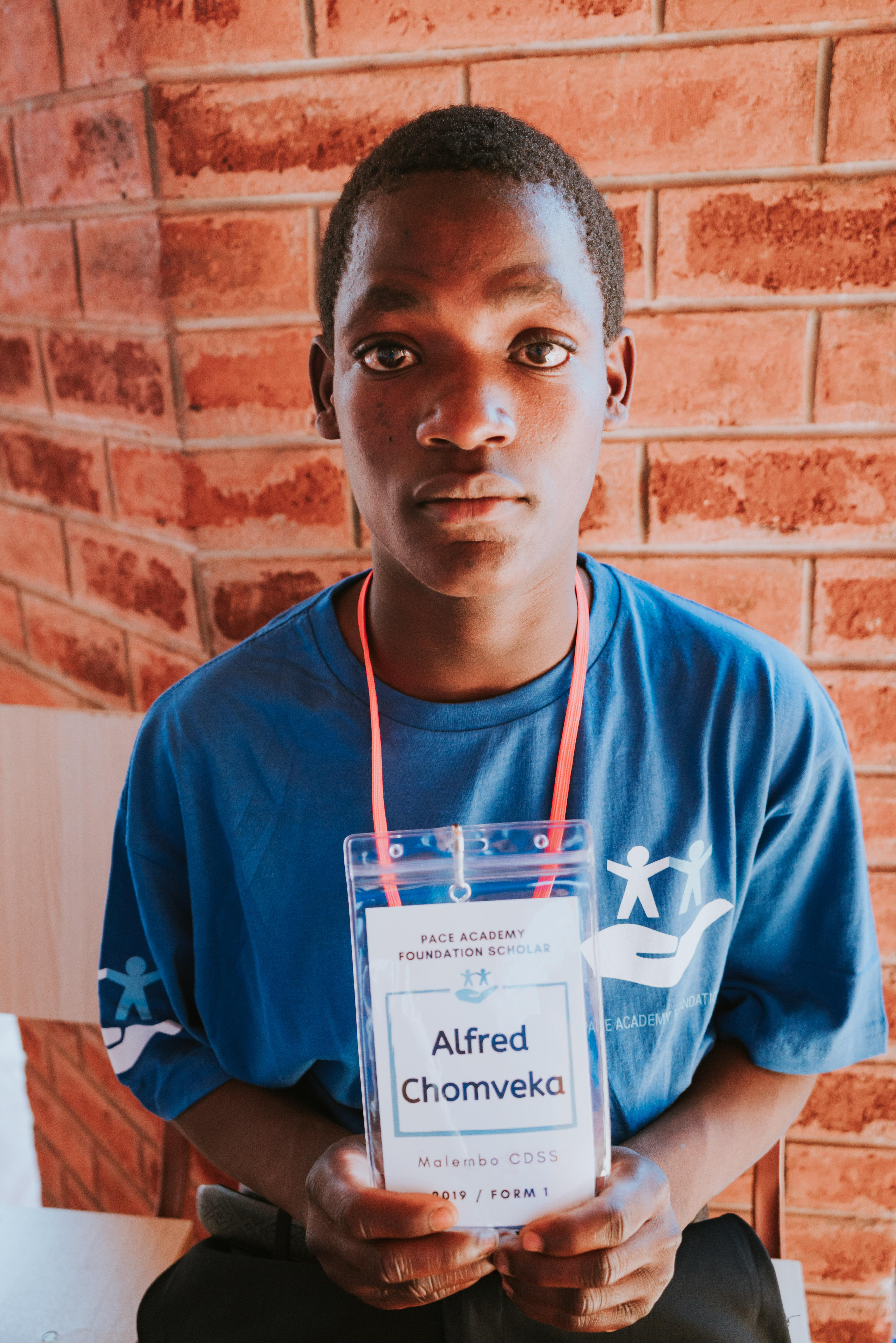 Alfred Chomveka (Malembo CDSS)