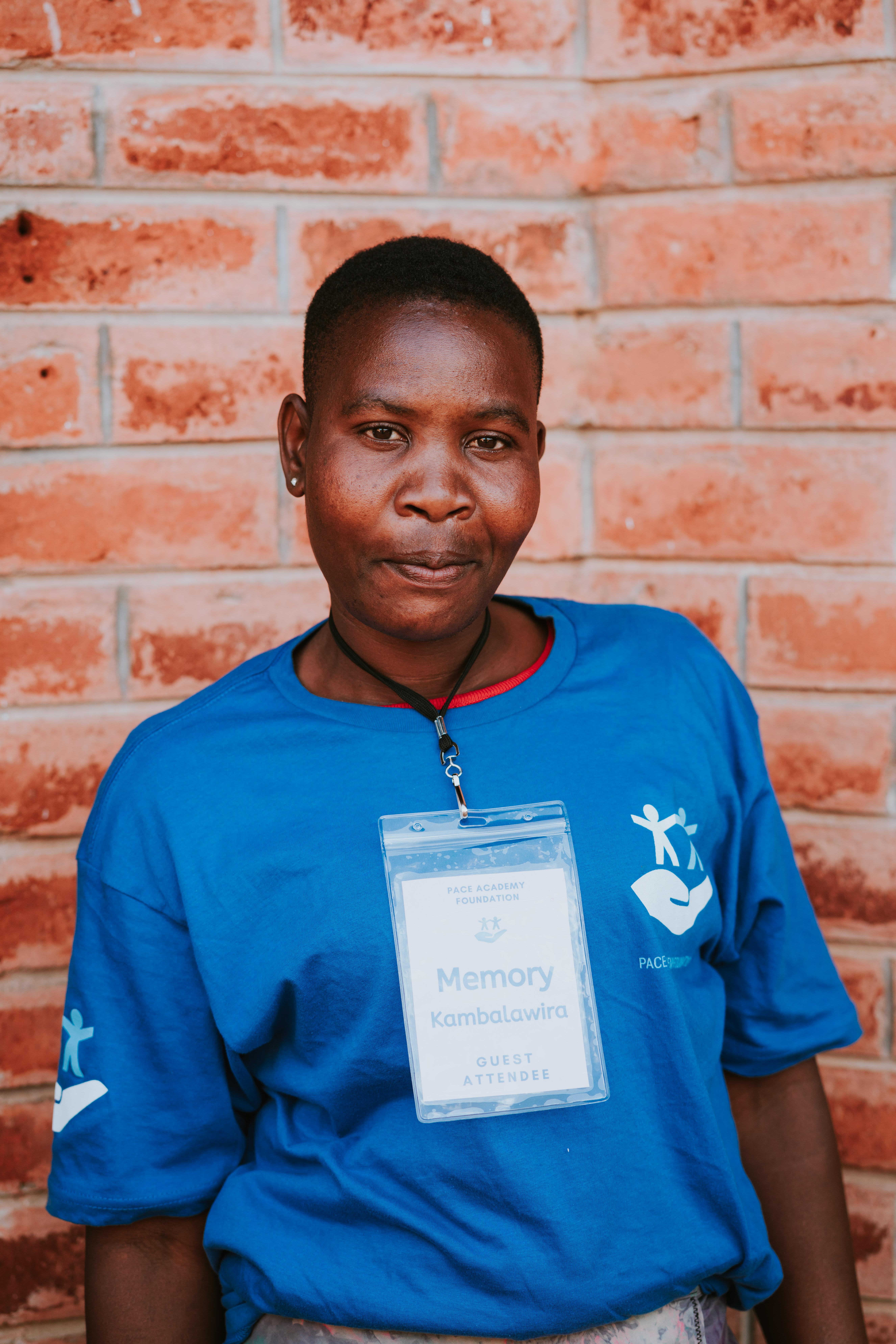 Memory Kambalawira (Guest Attendee)