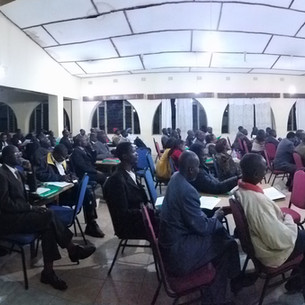 2017 Pastors' Conference in Malawi