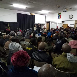 Pastor Conference in Pittsburgh, South Africa