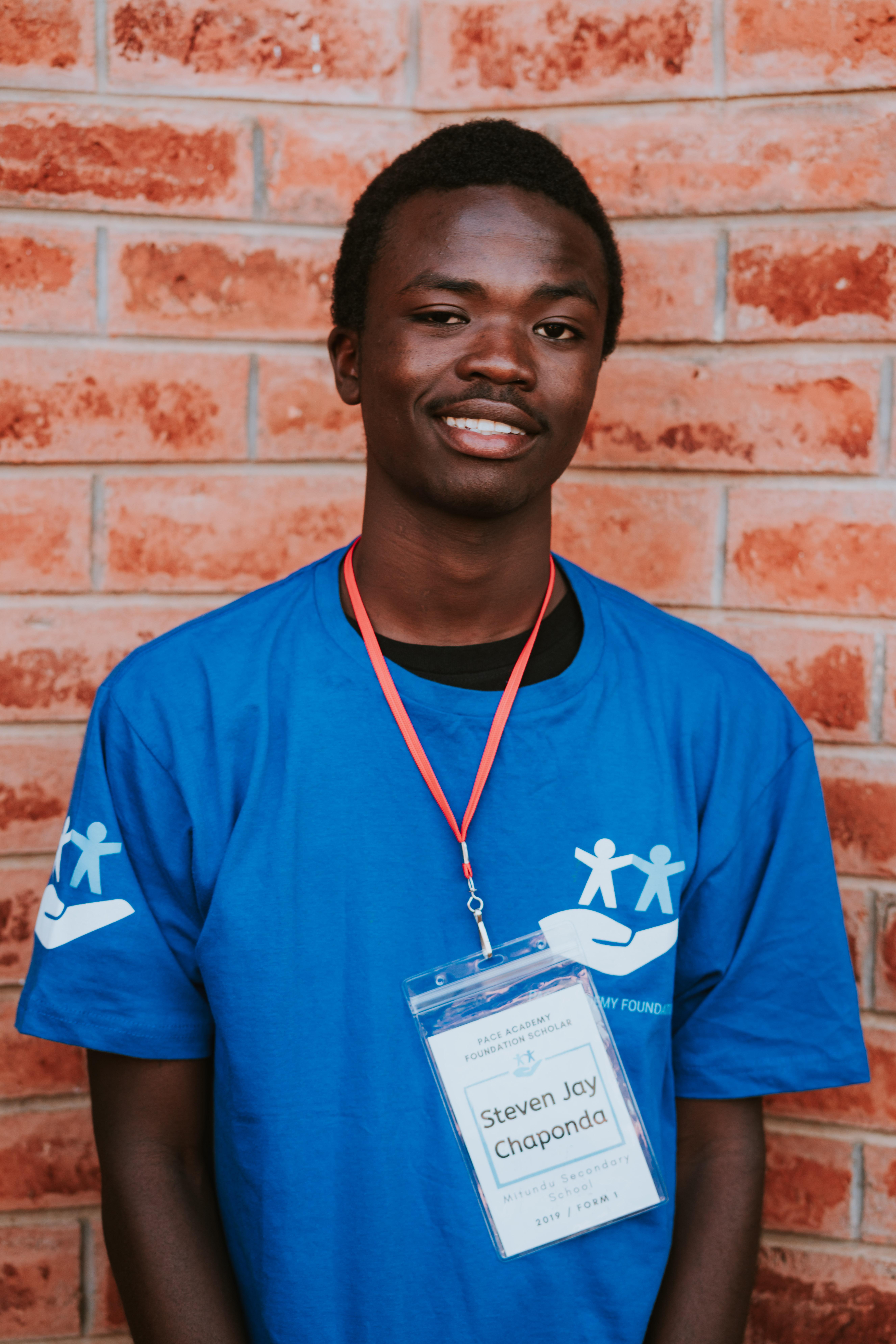 Steven Jay Chaponda (Mitundu Secondary S
