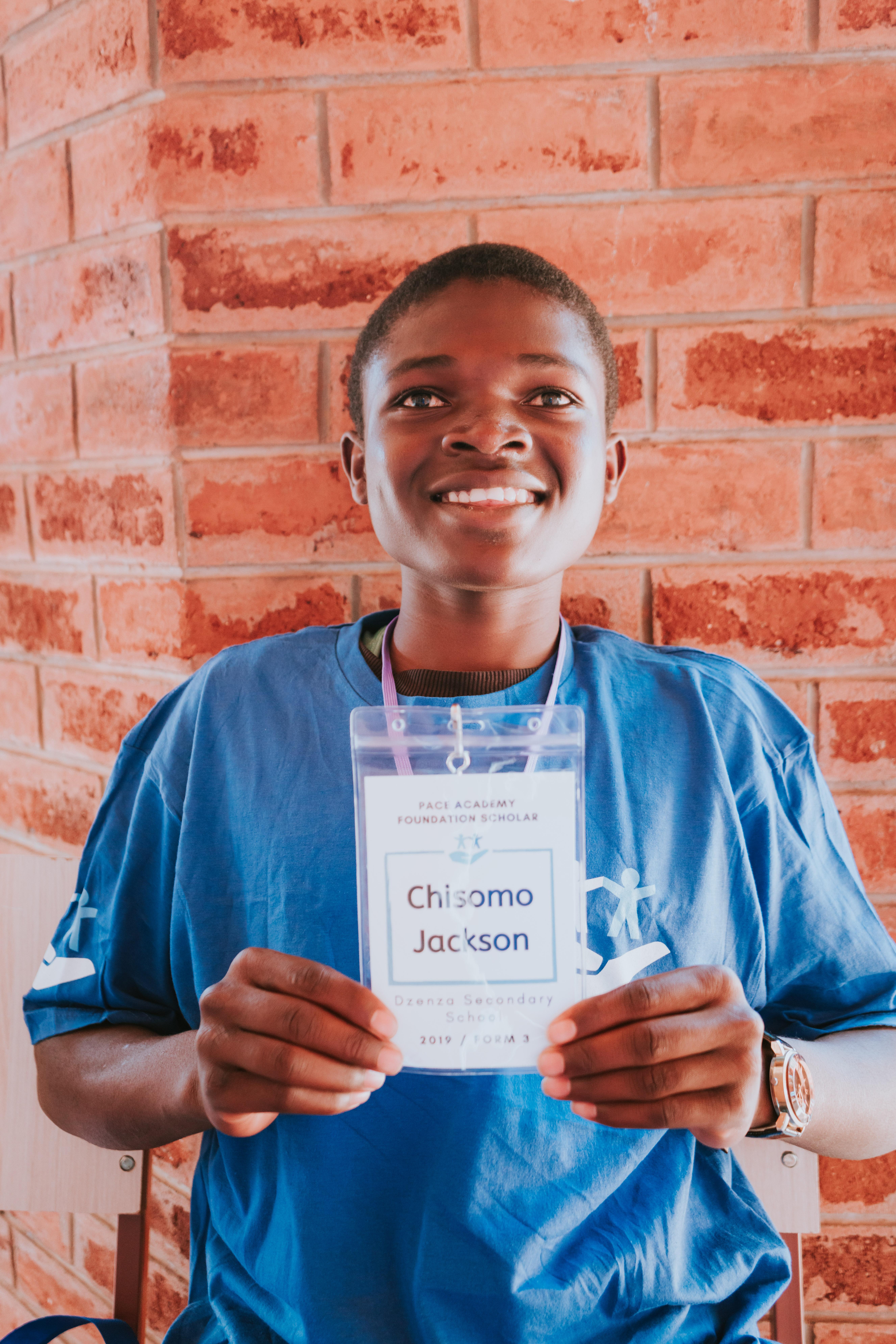 Chisomo Jackson (Dzenza Secondary School