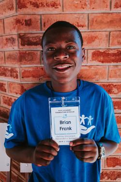 Brian Frank (Kafita Christian Secondary
