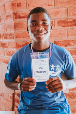 Joe Musopa (Kamuzu Barracks CDSS)