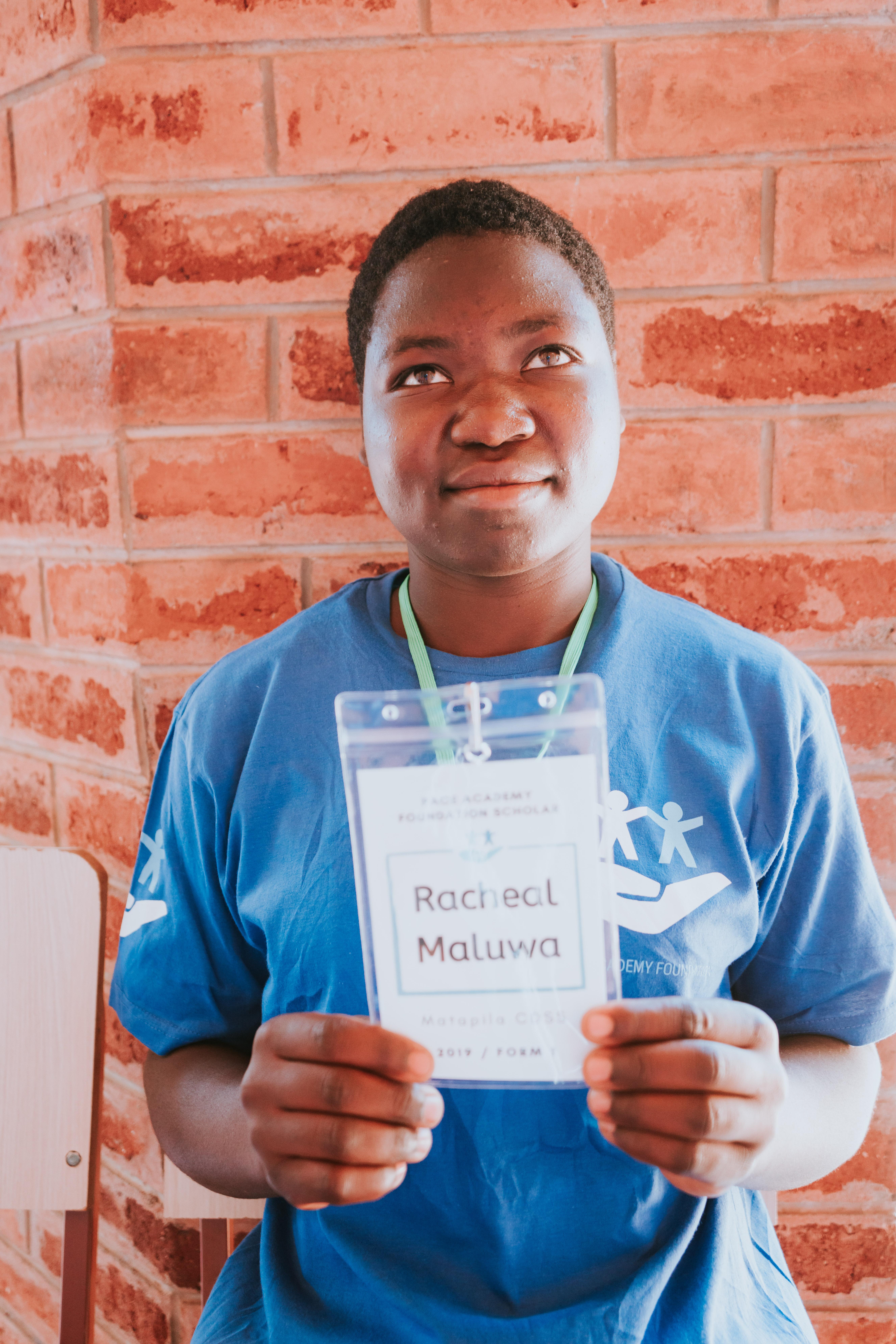 Racheal Maluwa (Matapila CDSS)