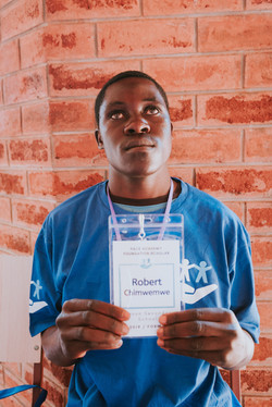 Robert Chimwemwe (Dzenza Secondary Schoo