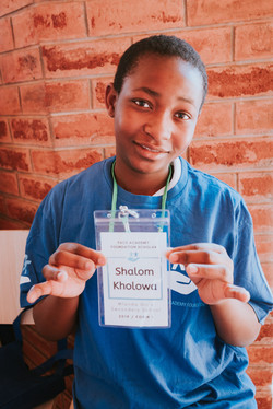 Shalom Kholowa (Mlanda Girls Secondary S