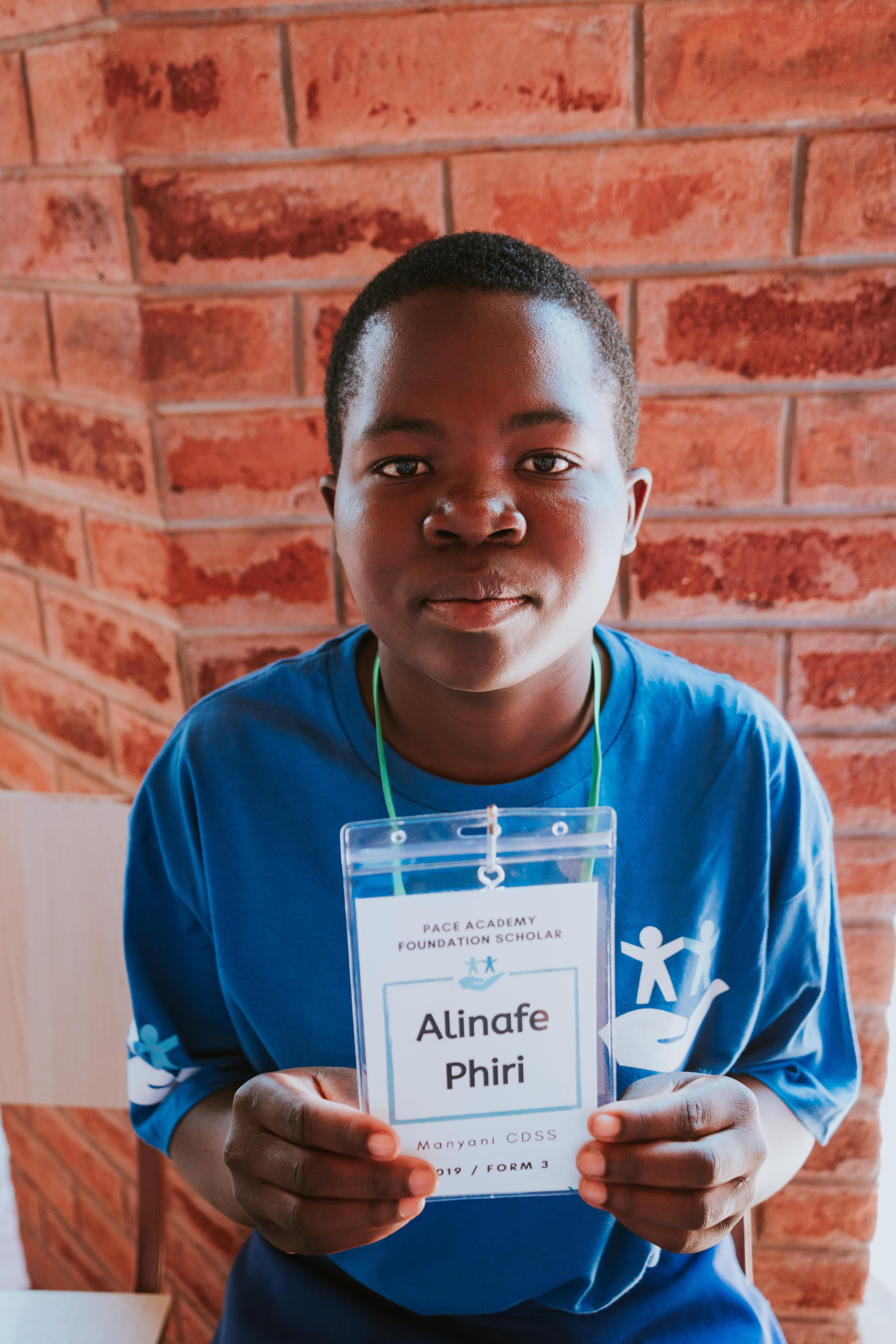 Alinafe Phiri (Manyani CDSS)