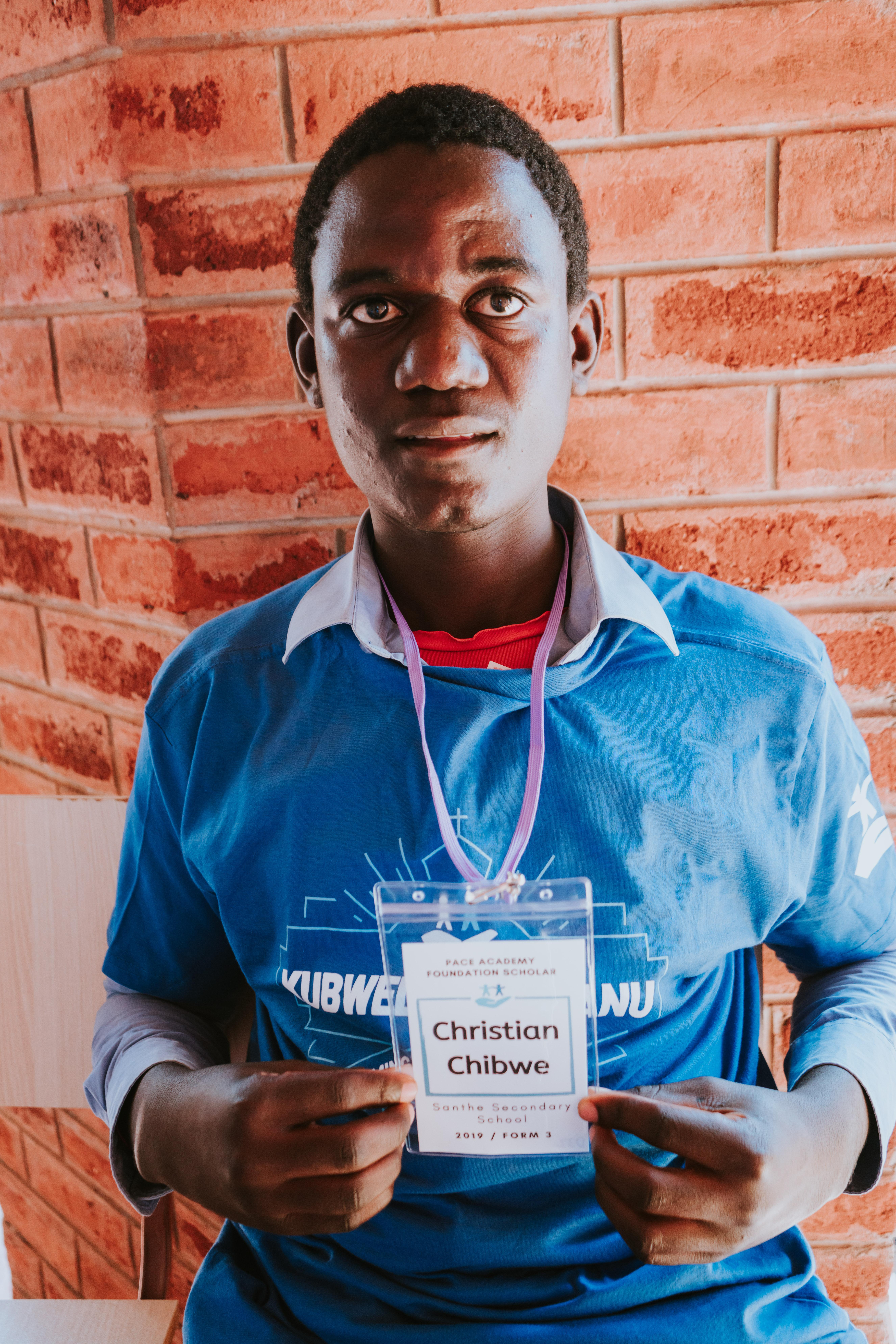 Christian Chibwe (Santhe Secondary Schoo