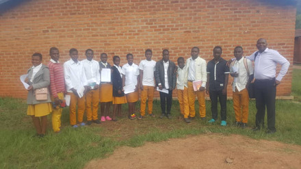 Mchinji Secondary school (after)