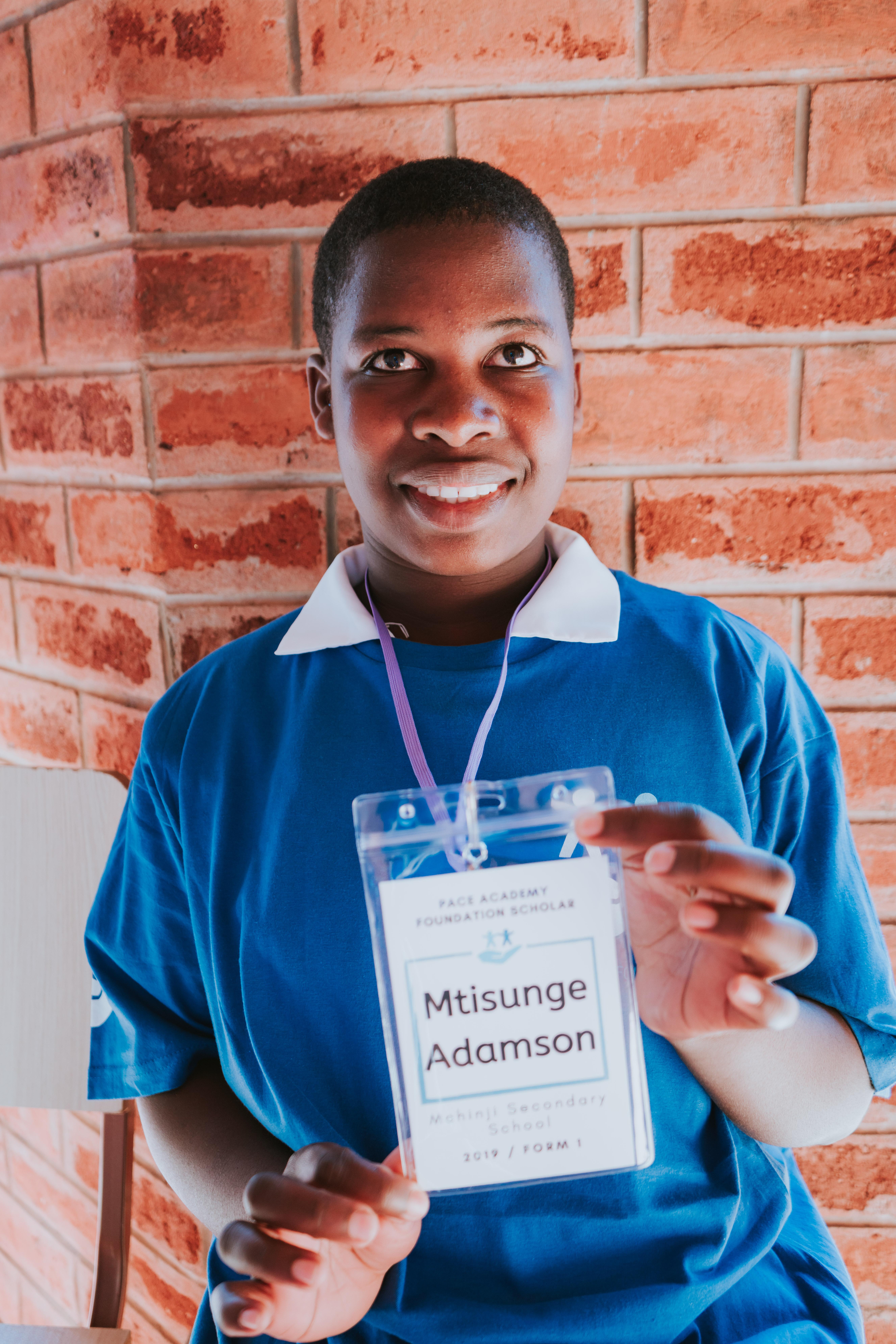 Mtisunge Adamson (Mchinji Secondary Scho