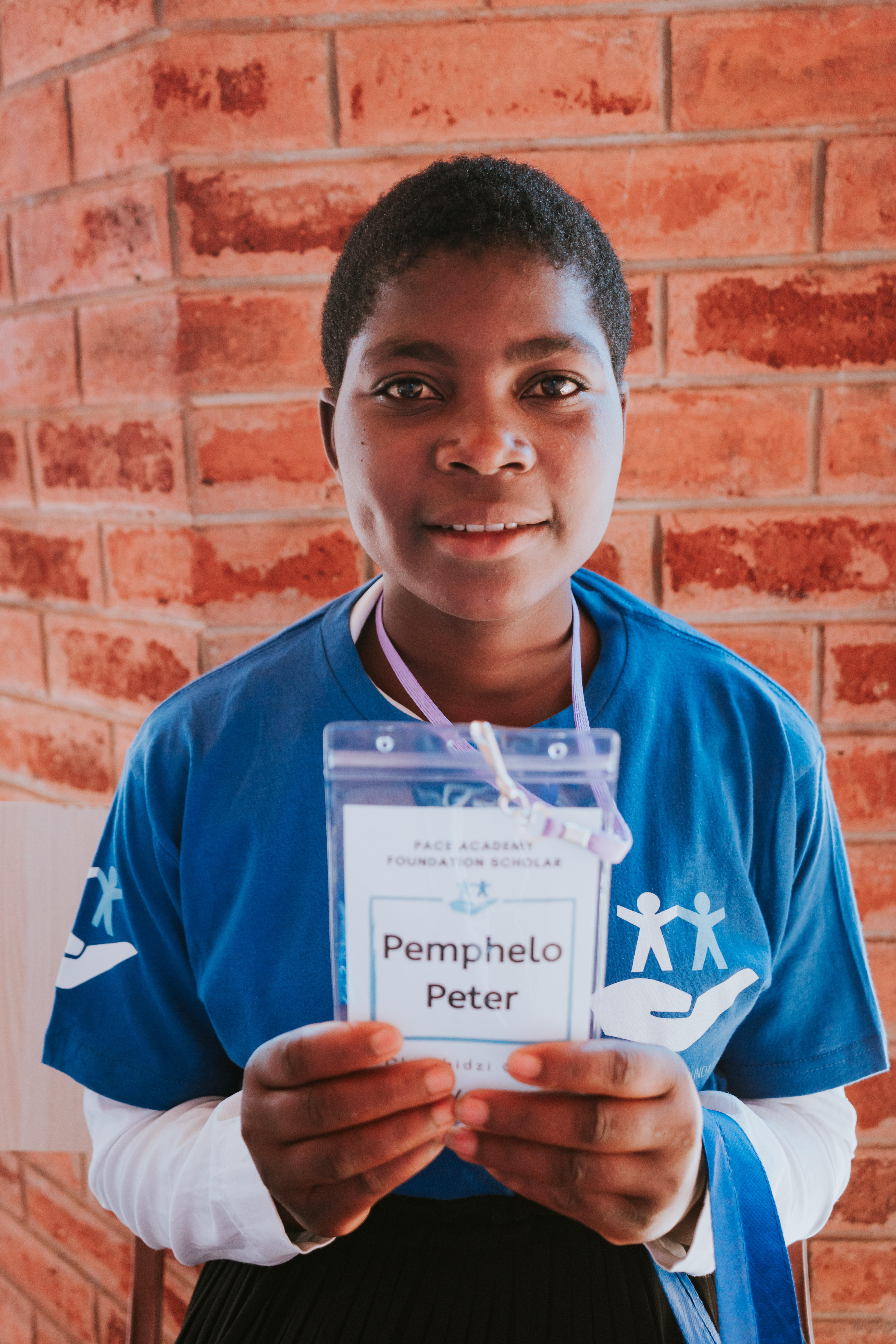 Pemphelo Peter (Chambidzi CDSS)