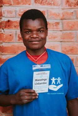 Blessings Chilemba (Mitundu Secondary Sc