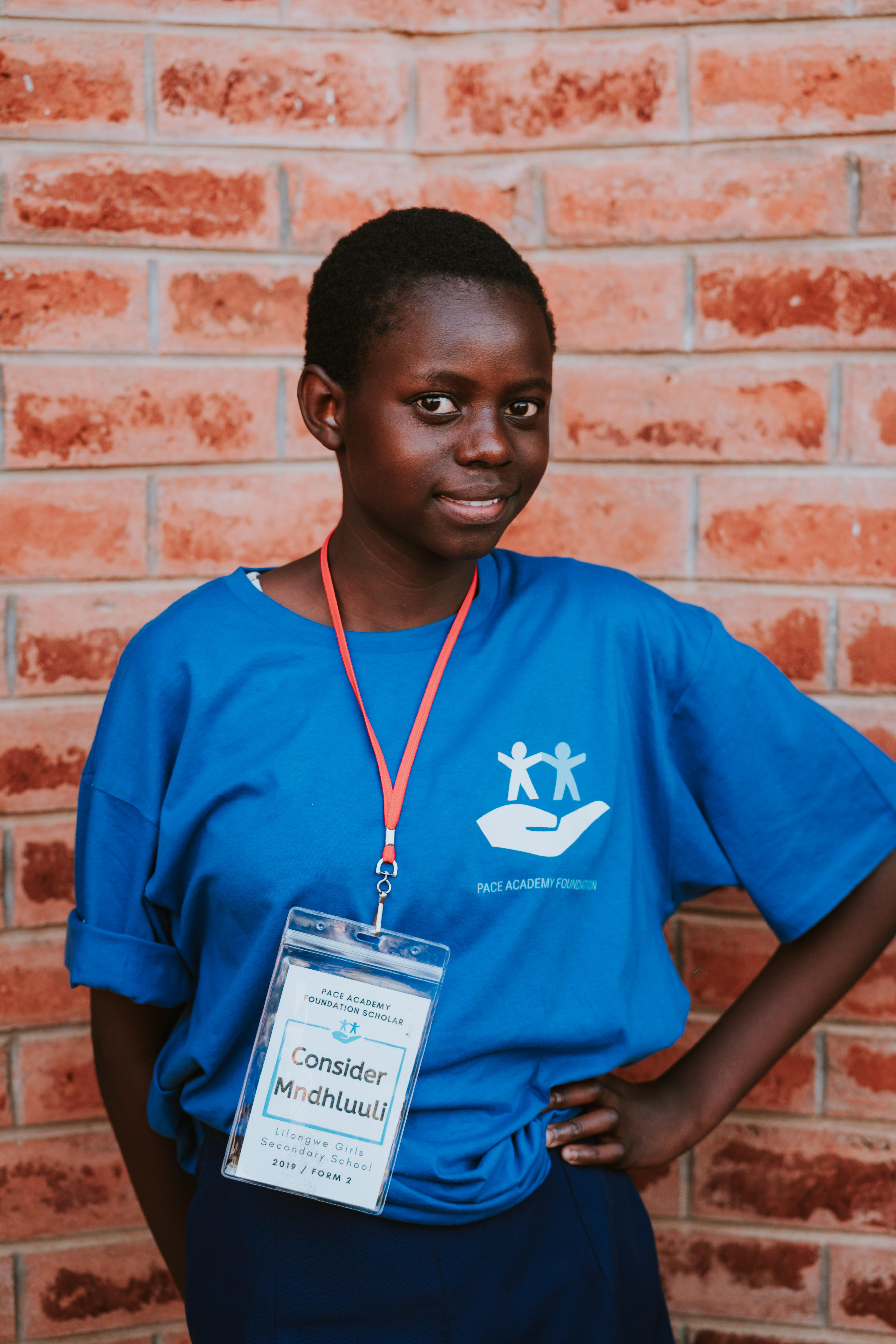 Consider Mndhluuli (Lilongwe Girls Secon