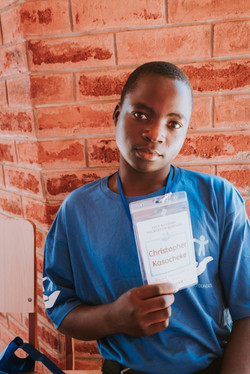 Christopher Kasocheke (Dowa Secondary Sc