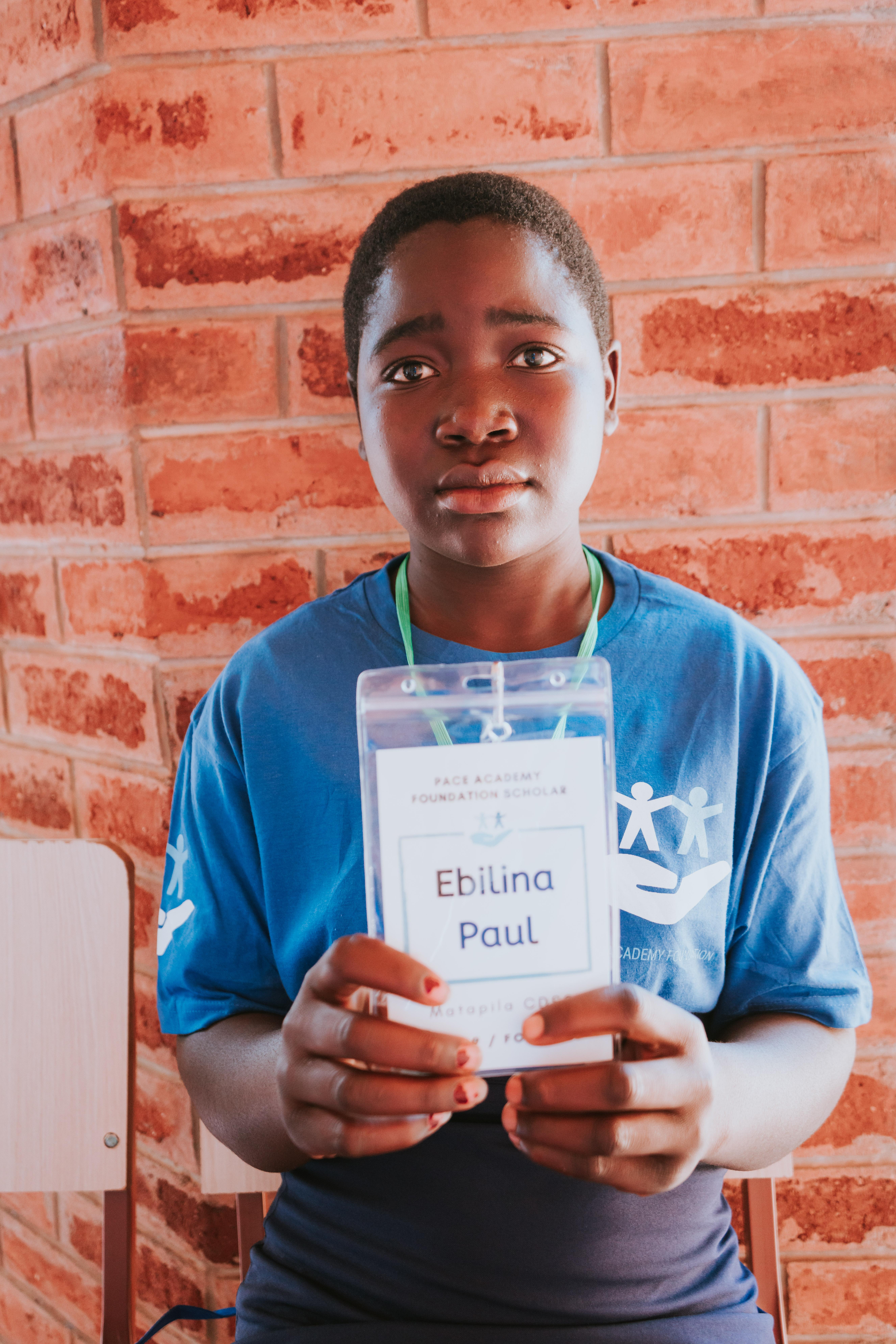 Ebilina Paul (Matapila CDSS)