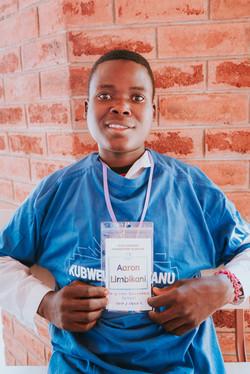 Aaron Limbikani (Kang'oma Secondary Scho