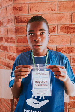 Hopeson Kam'phimba (Madisi Secondary Sch