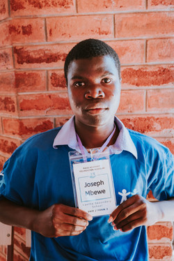 Joseph Mbewe (Santhe Secondary School)