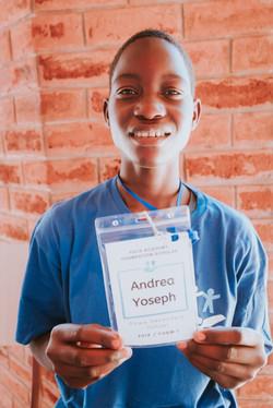 Andrea Yoseph (Dowa Secondary School)