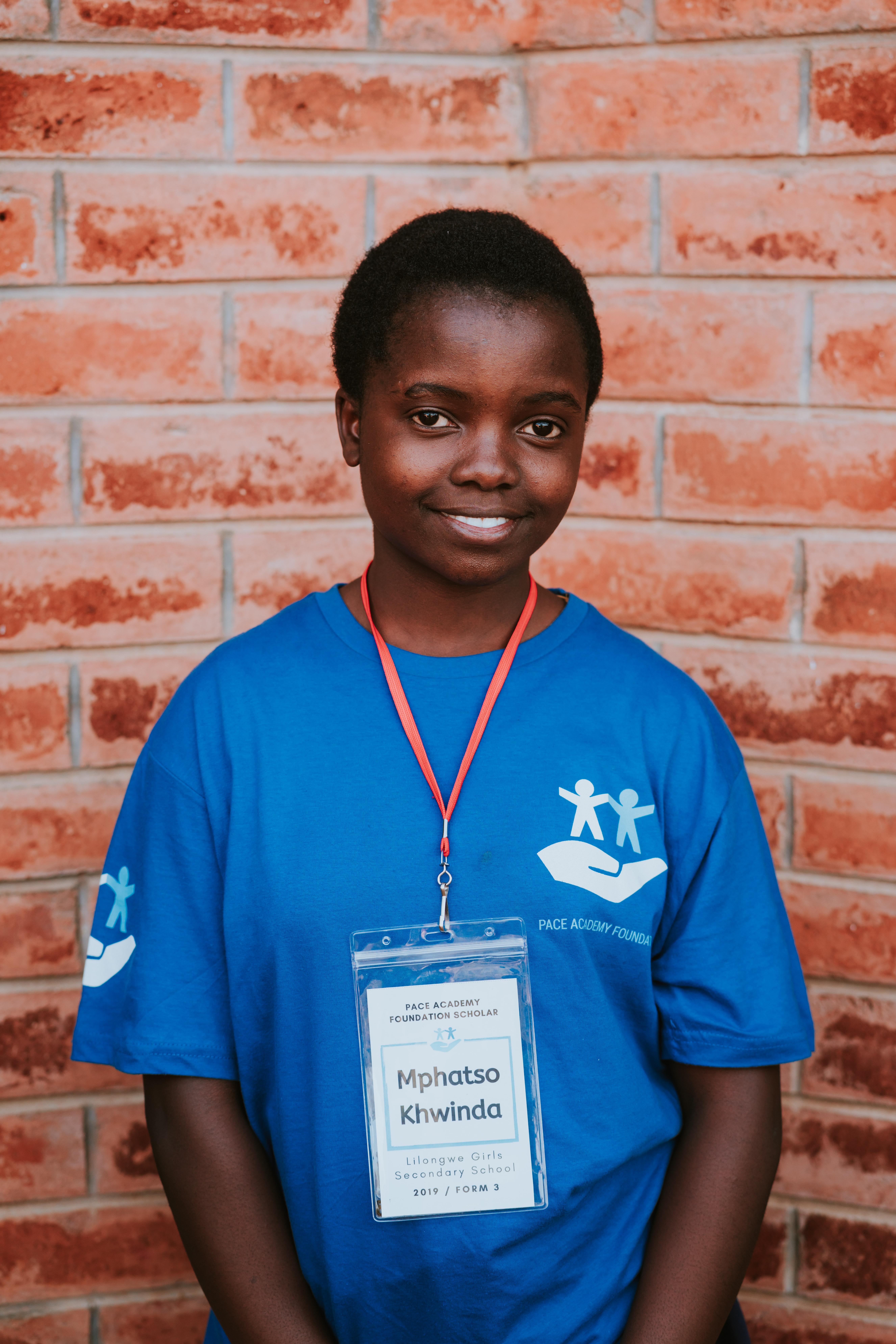 Mphatso Khwinda (Lilongwe Girls Secondar