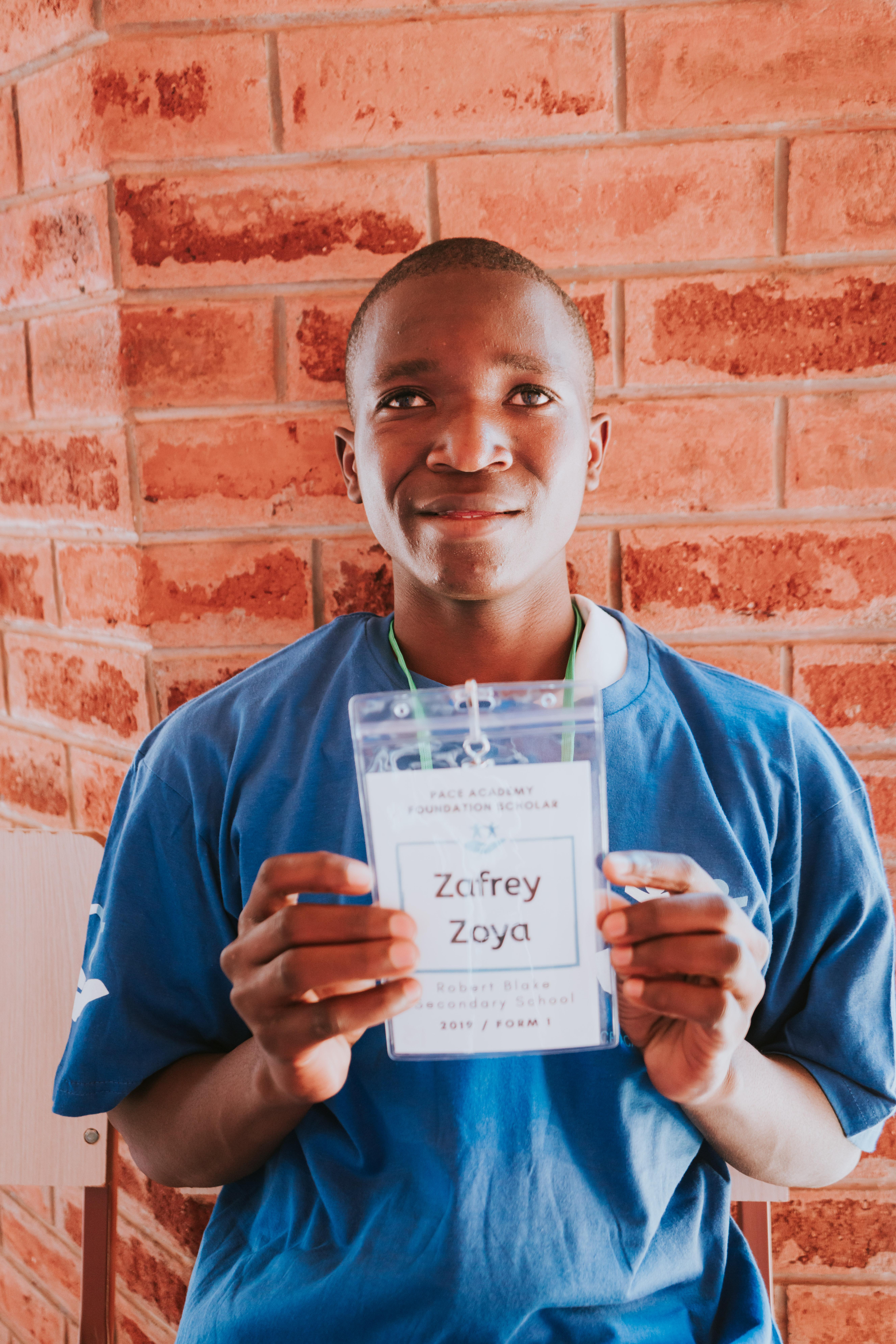 Zafrey Zoya (Robert Blake Secondary Scho
