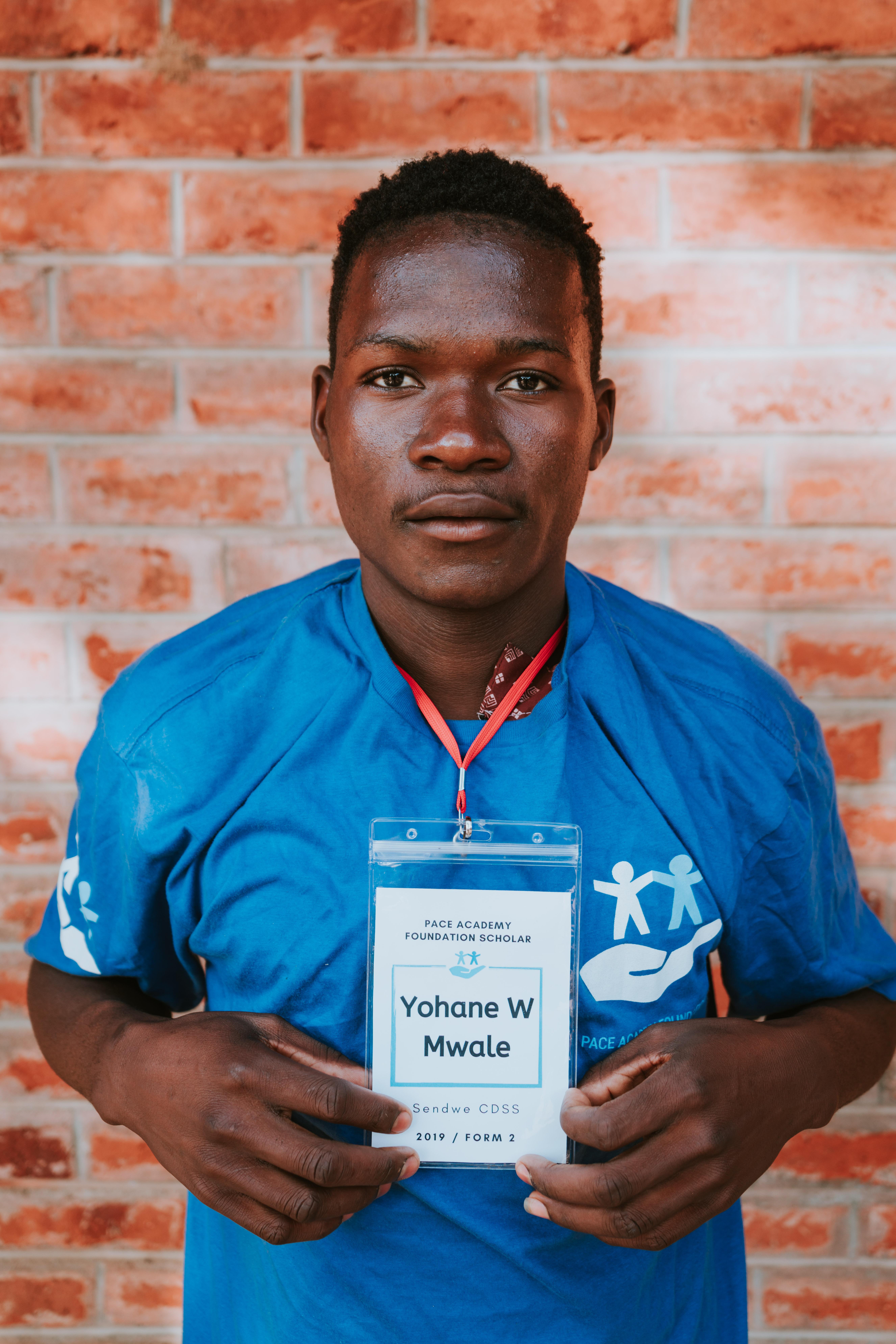 Yohane W Mwale (Sendwe CDSS)