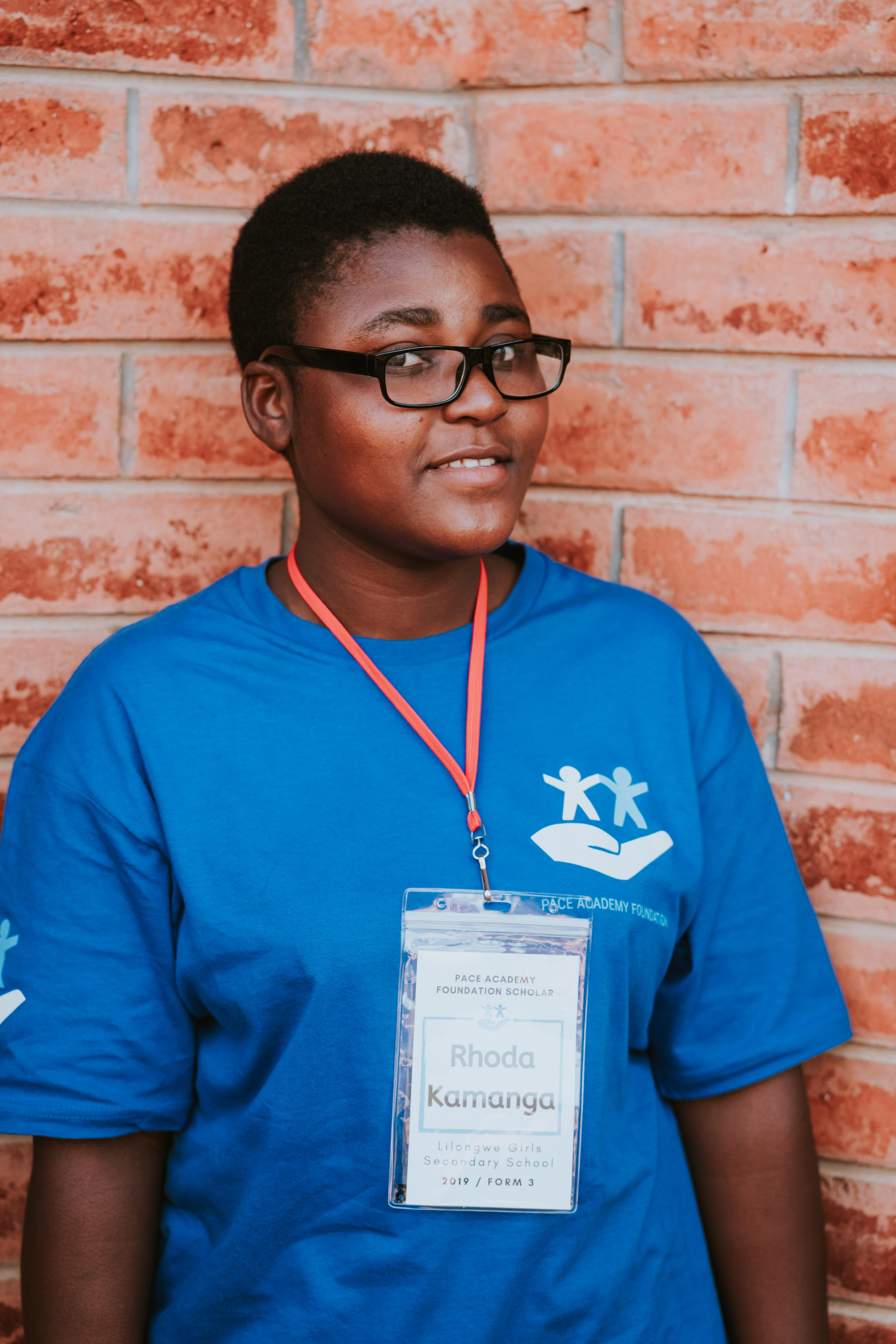 Rhoda Kamanga (Lilongwe Girls Secondary