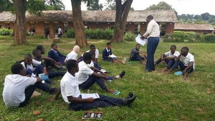 Ntcheu Secondary School (during)