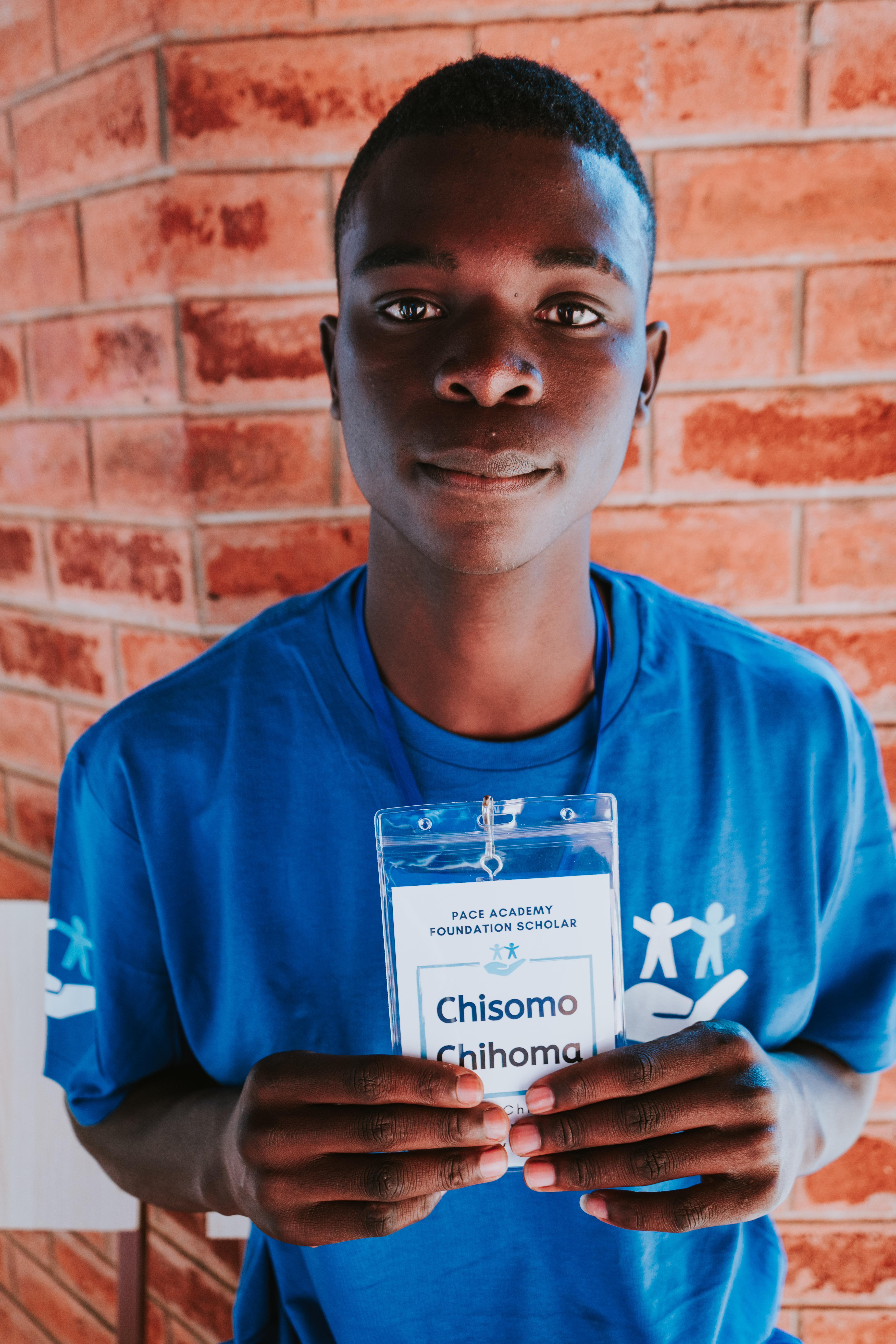 Chisomo Chihoma (Kafita Christian Second