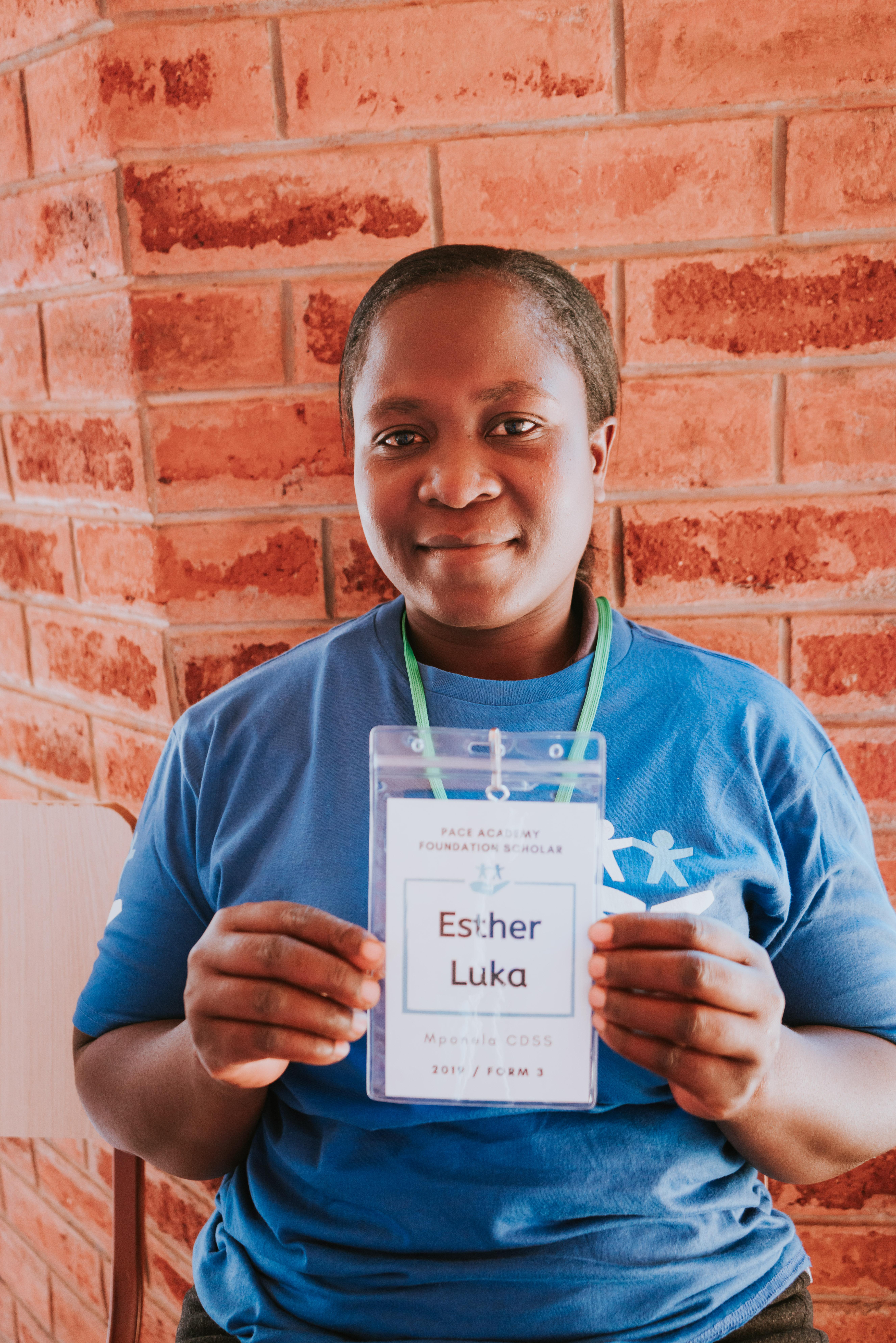 Esther Luka (Mponela CDSS)