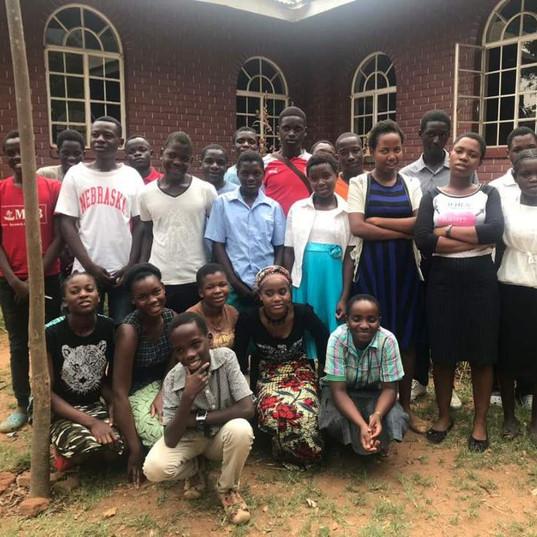 Students of scholarship program