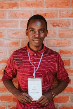 Marck Kayange (Dzenza Secondary School)
