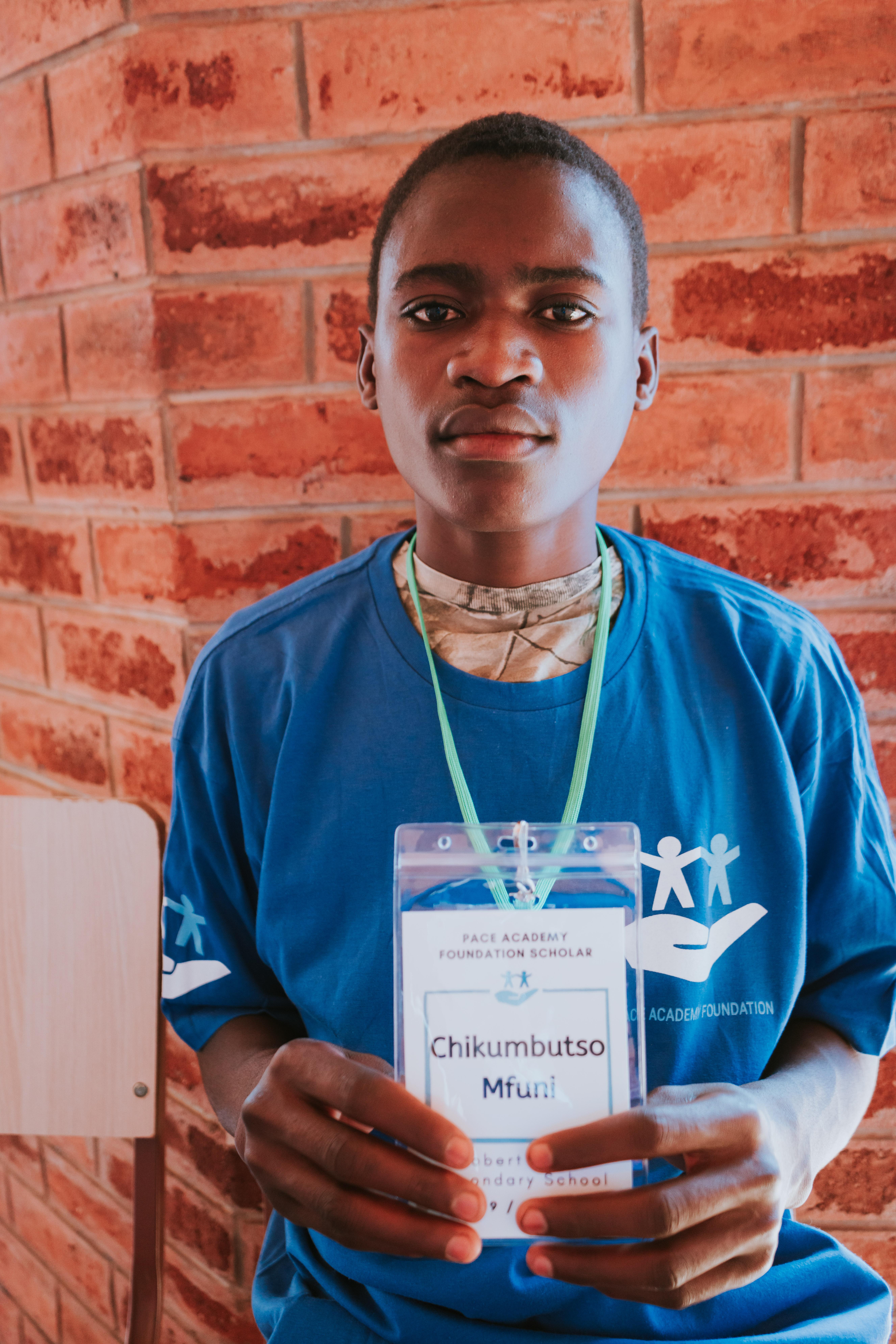 Chikumbutso Mfuni (Robert Blake Secondar