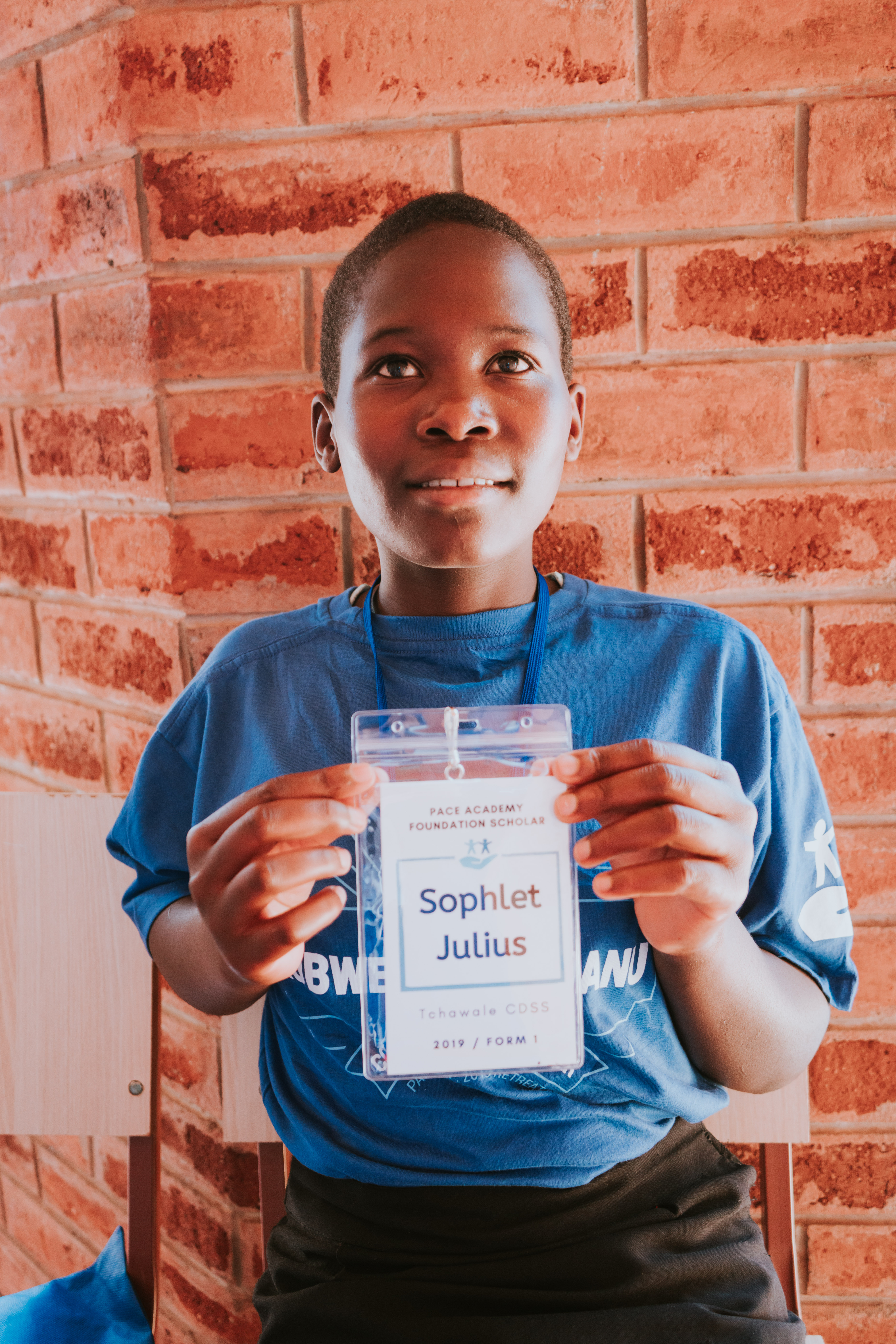Sophlet Julius (Tchawale CDSS)