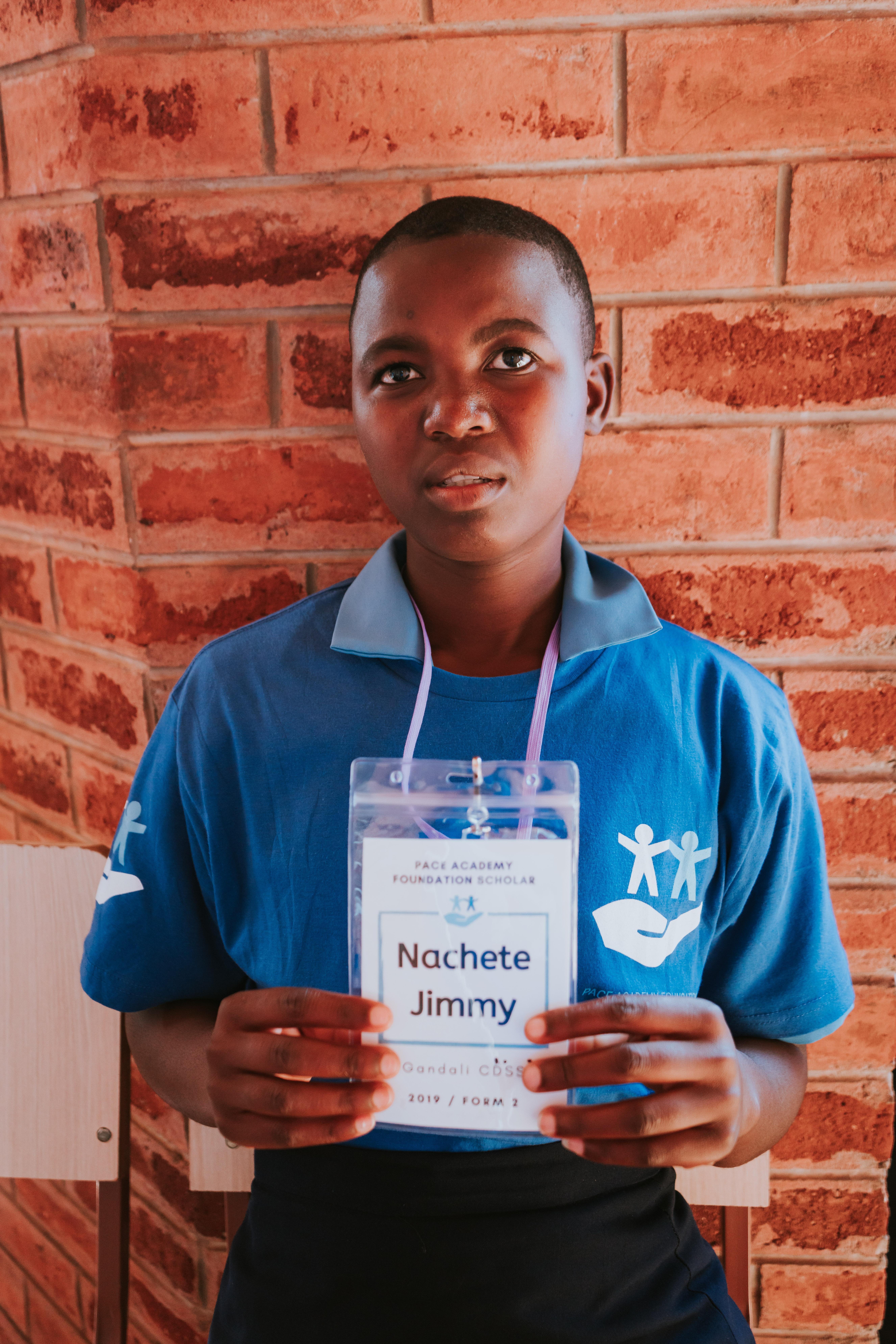 Nachete Jimmy (Gandali CDSS)