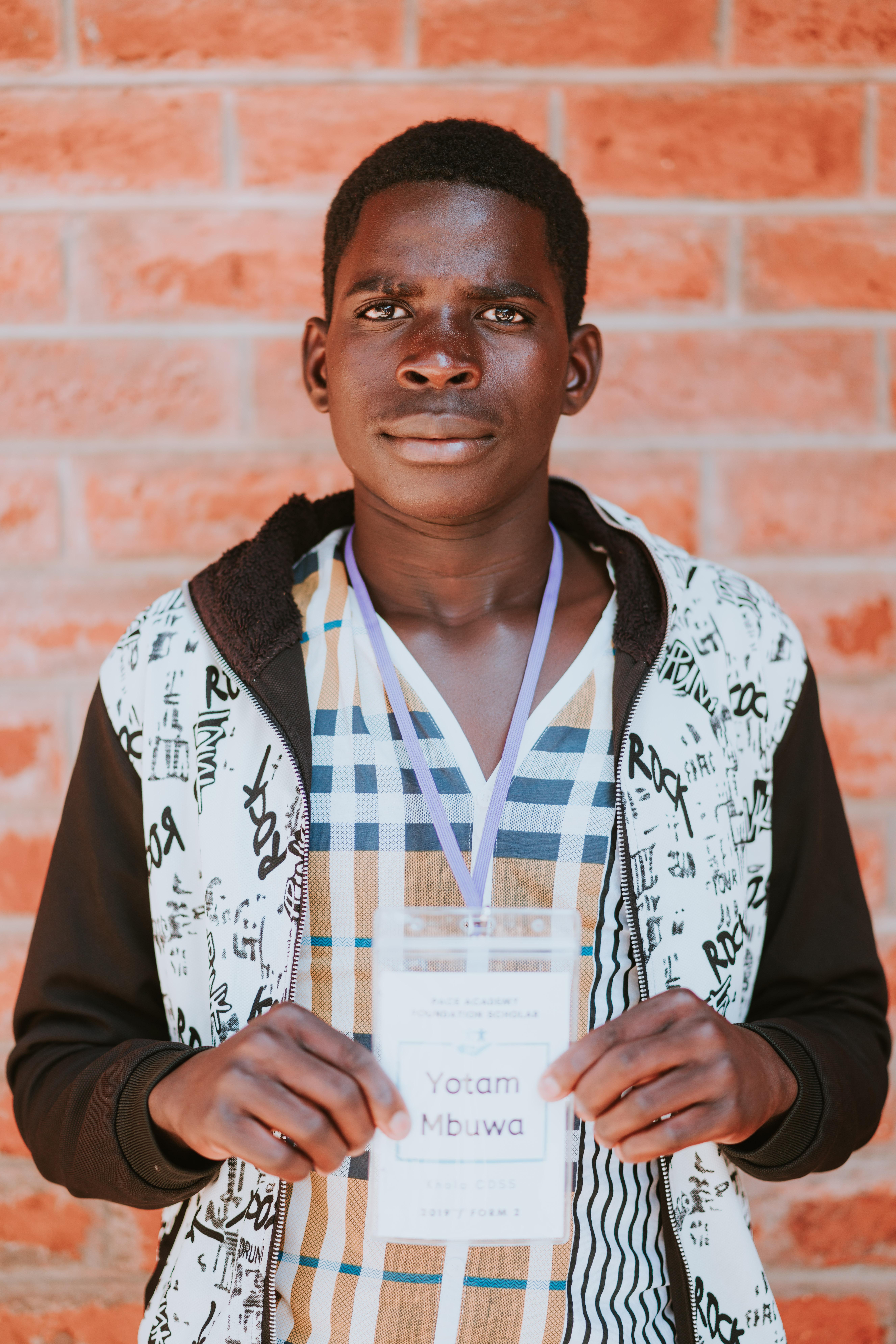 Yotam Mbuwa (Khola CDSS)