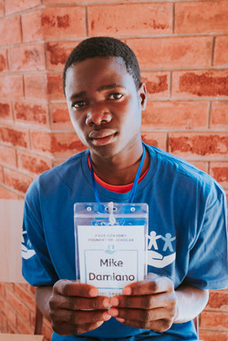 Mike Damiano (Madisi Secondary School)
