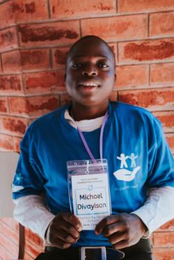 Michael Divayison (Magawa Secondary Scho