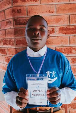 Alfred Kachepa (Mchinji Secondary School