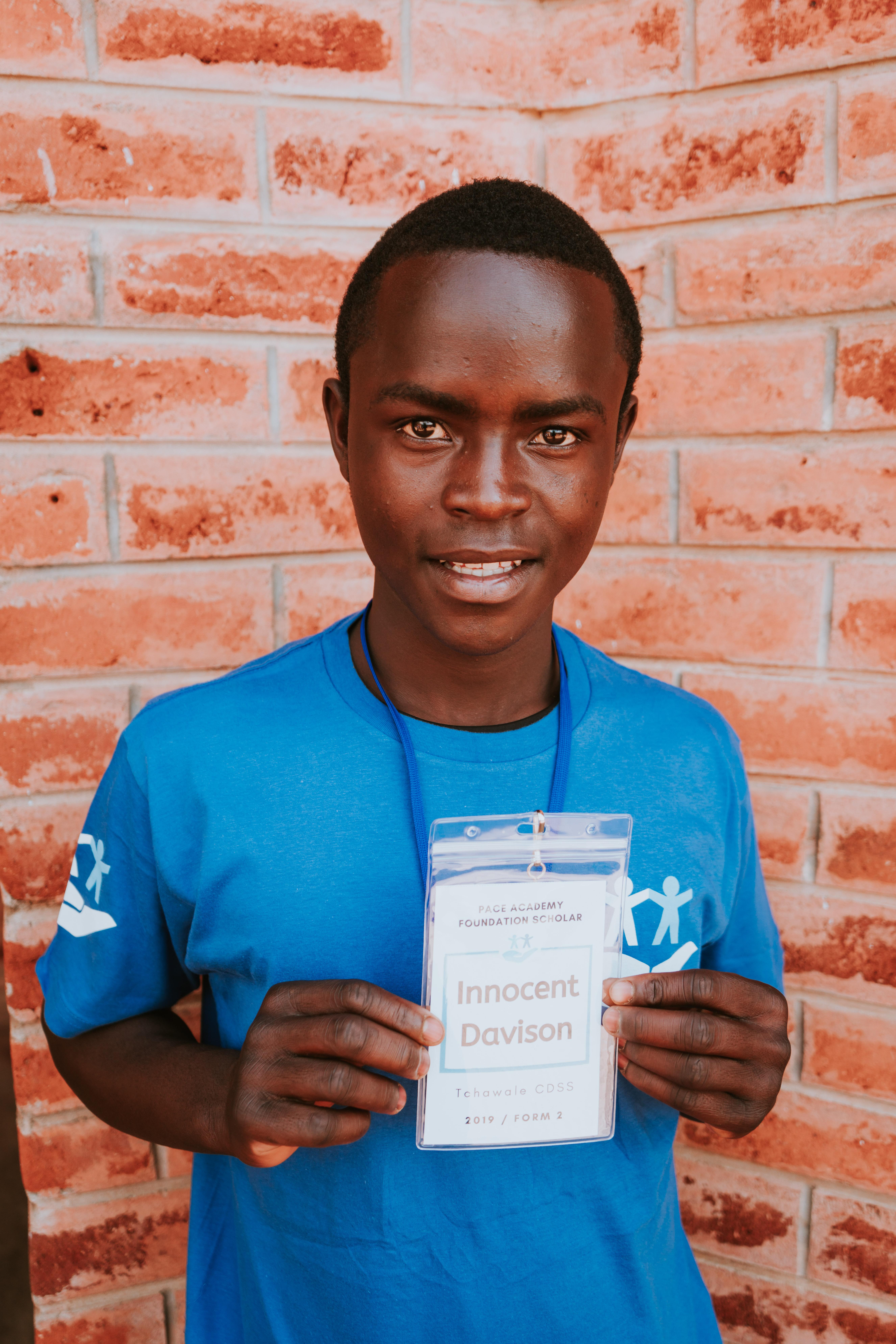 Innocent Davison (Tchawale CDSS)