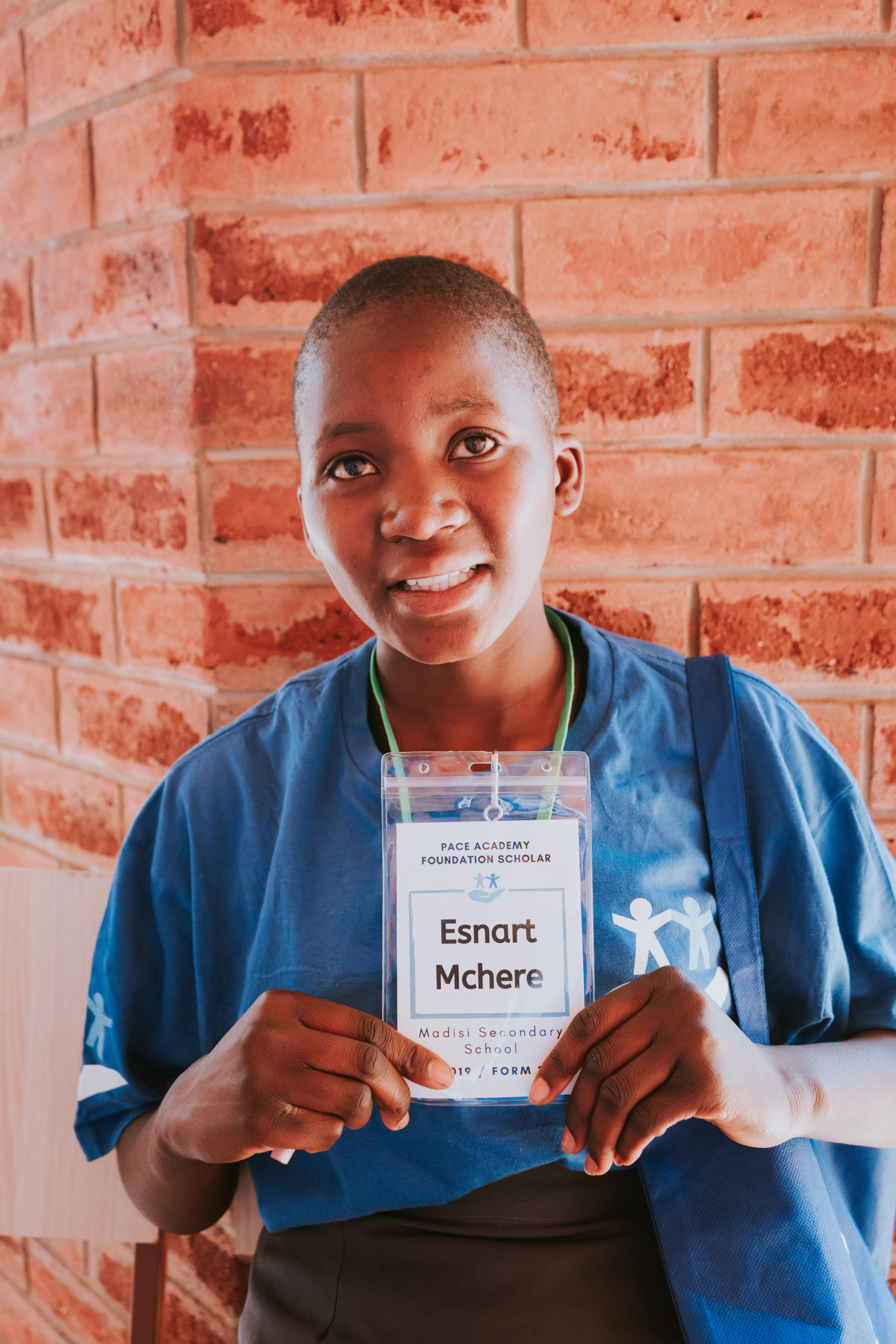 Esnart Mchere (Madisi Secondary School)
